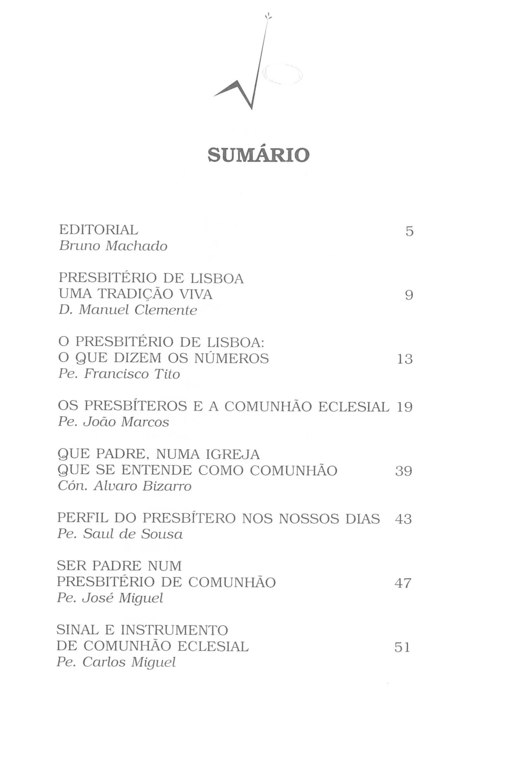 Revista Novellae Olivarum, nº 25 -Abril de 2003 (índice)