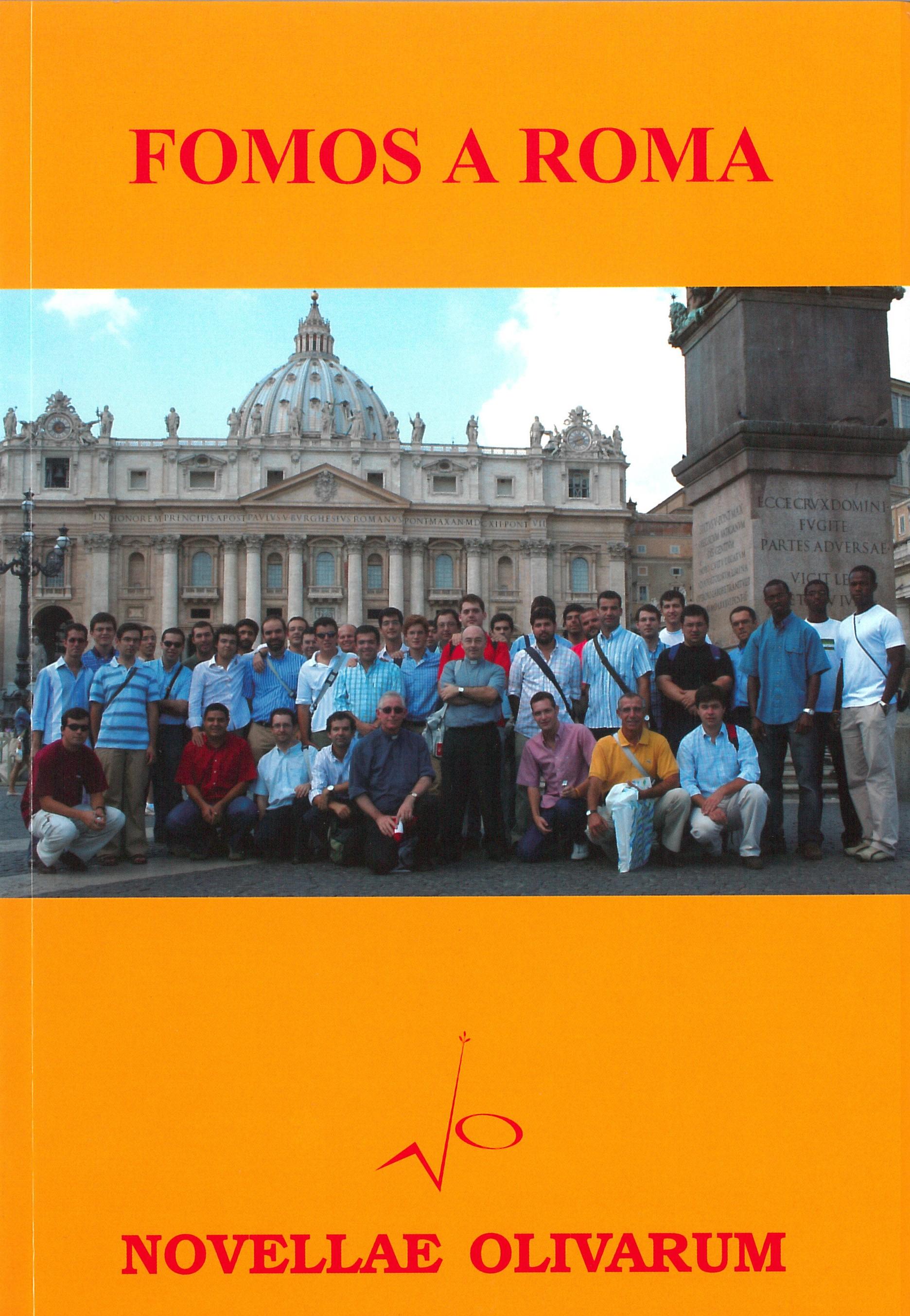 Revista Novellae Olivarum, nº 35 - Outubro de 2007 (capa)