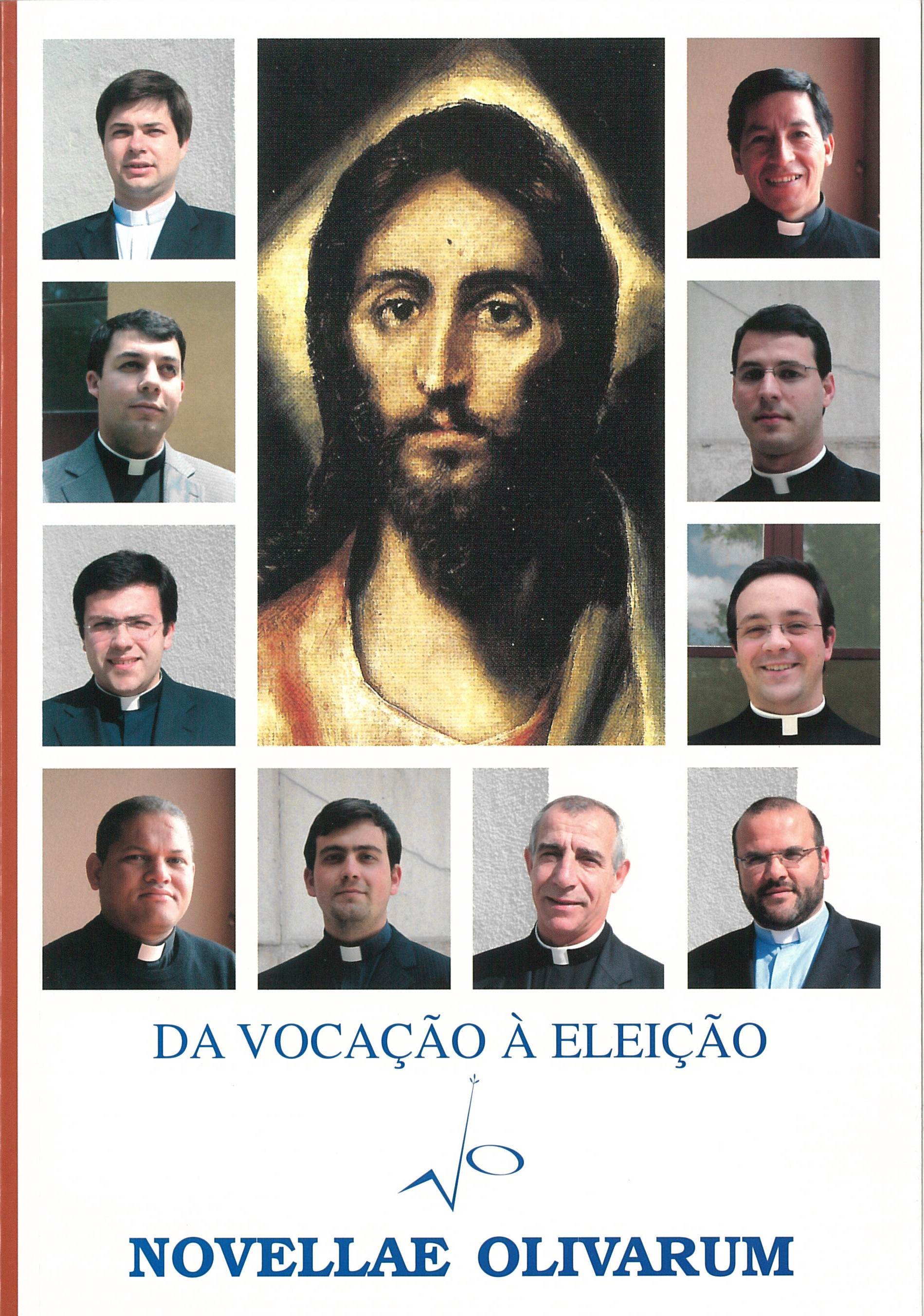 Revista Novellae Olivarum, nº 36 - Junho de 2008 (capa)