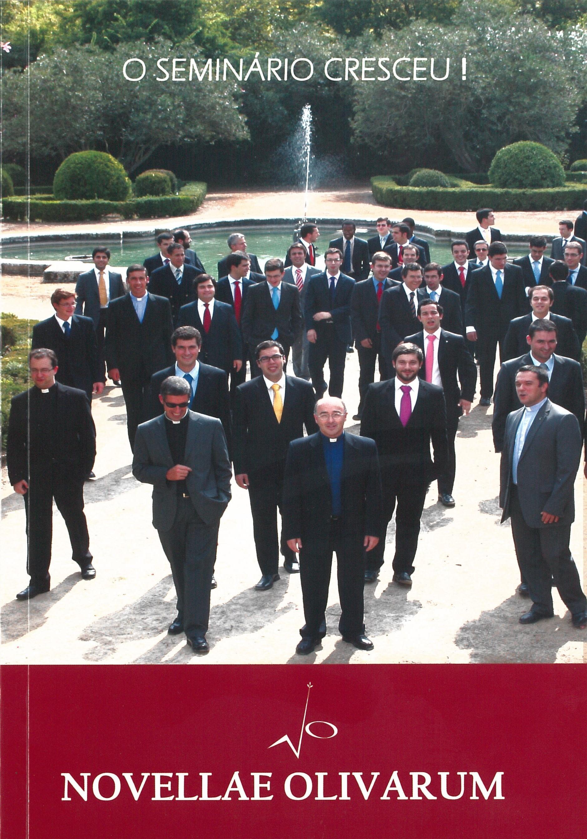 Revista Novellae Olivarum, nº 41 - Novembro de 2010 (capa)