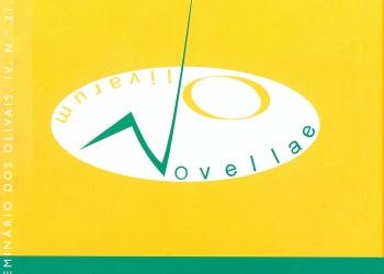 Revista Novellae Olivarum, nº 21 - Março de 1997 (capa)