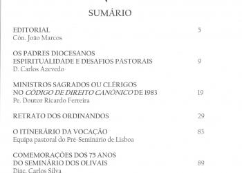 Revista Novellae Olivarum, nº 34 - Abril de 2007 (índice)