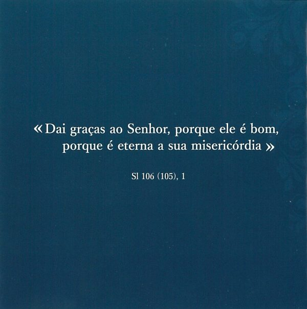 Cânticos Penitenciais (verso)