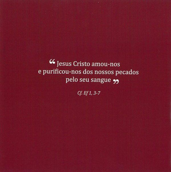 Paixão do Senhor (verso)