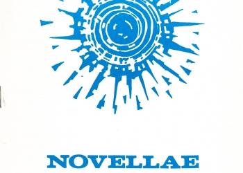 Revista Novellae Olivarum, nº 16 - Julho de 1990 (capa)