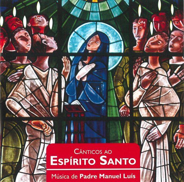 Cânticos ao Espírito Santo (frente)