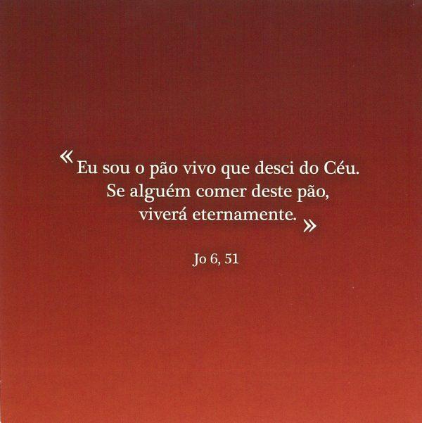 Cânticos eucarísticos (verso)